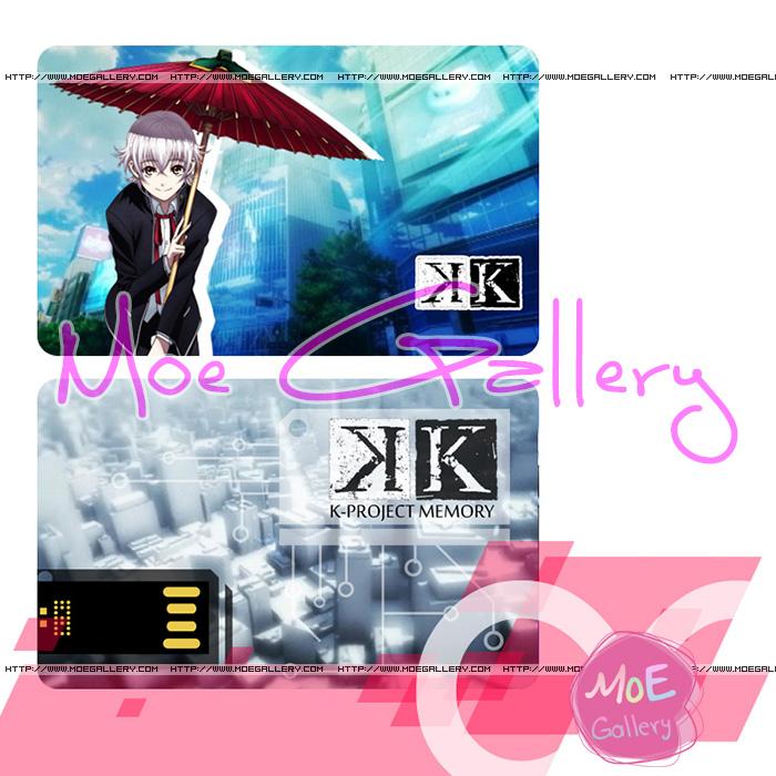 K Project Yashiro Isana USB Flash Drive 01