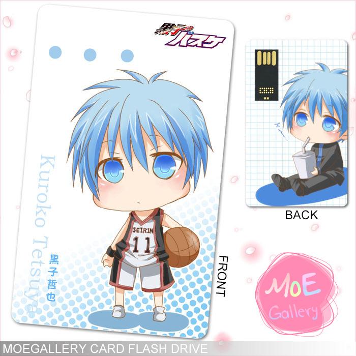 Kuroko's Basketball Tetsuya Kuroko USB Flash Drive 03