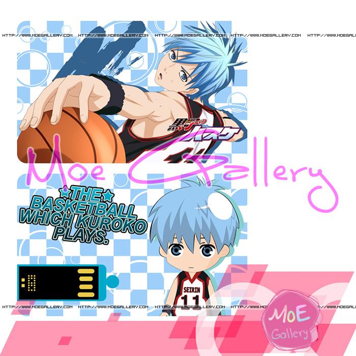 Kurokos Basketball Tetsuya Kuroko USB Flash Drive 01