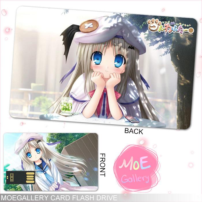 Little Busters Kudryavka Nomi USB Flash Drive 01