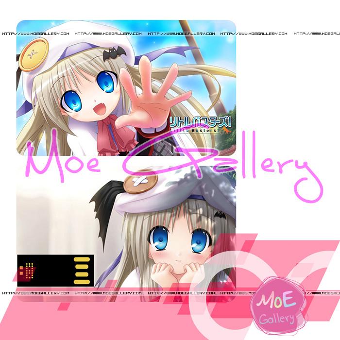 Little Busters Kudryavka Noumi USB Flash Drive 04