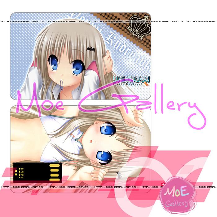 Little Busters Kudryavka Noumi USB Flash Drive 05