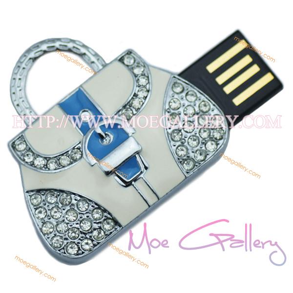 Lovely Bag 8G USB Flash Drive 01