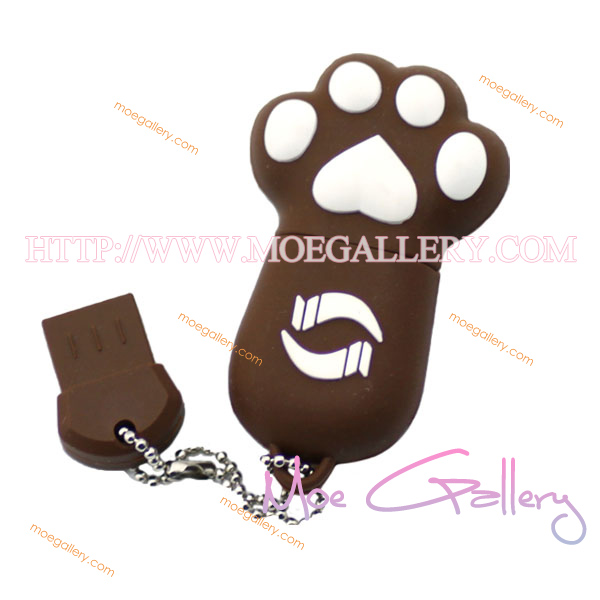 Lovely Cat Coffee 16G USB Flash Drive 01