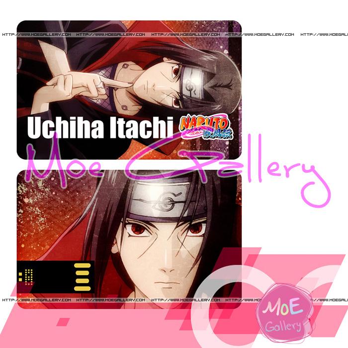 Naruto Itachi Uchiha USB Flash Drive 01