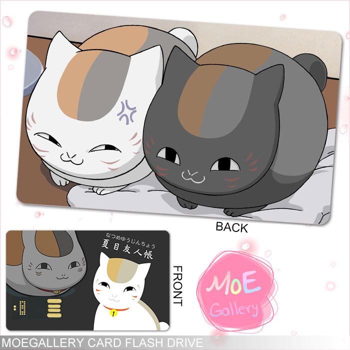 Natsume's Book of Friends Madara Nyanko sensei USB Flash Drive 01
