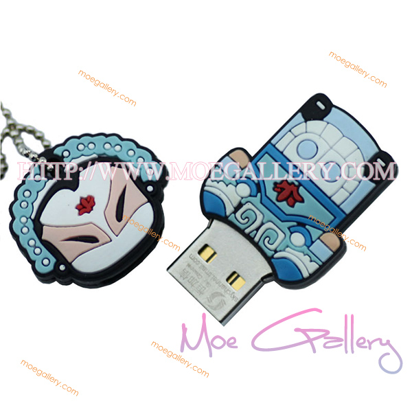 Peking_opera Sheng 8G USB Flash Drive 01