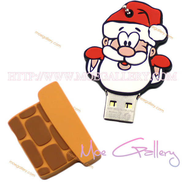 Santa Claus 8G USB Flash Drive 01