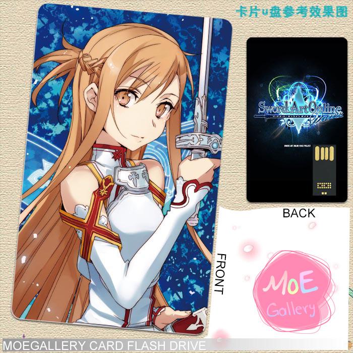 Sword Art Online Asuna Yuuki USB Flash Drive 07