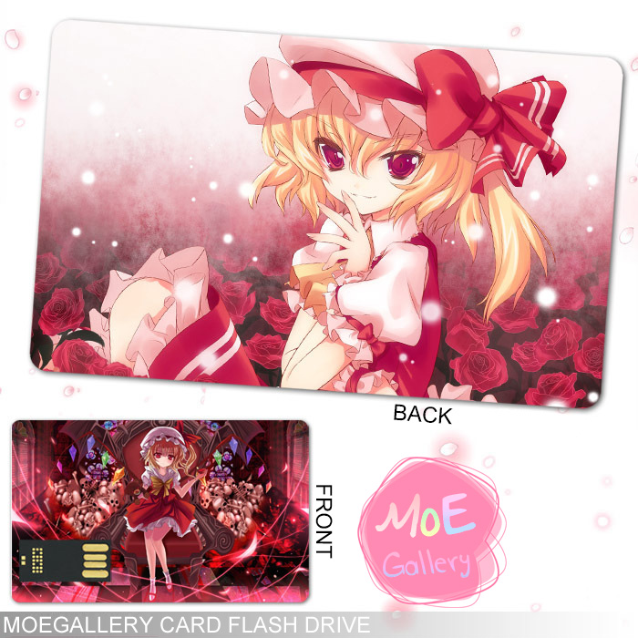 Touhou Project Flandre Scarlet USB Flash Drive 01