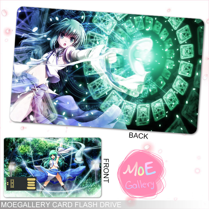 Touhou Project Kotiya Sanae USB Flash Drive 01