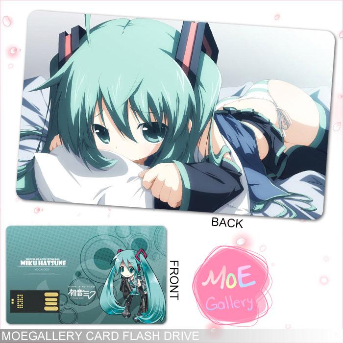 Vocaloid Hatsune Miku USB Flash Drive 04