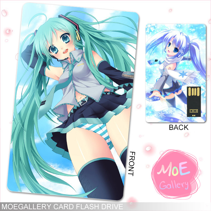 Vocaloid Hatsune Miku USB Flash Drive 06