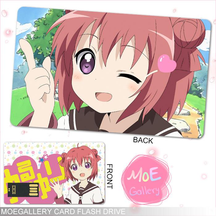 Yuruyuri Akaza Akari USB Flash Drive 01