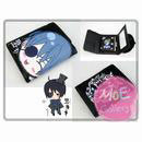 Black Butler Ciel Phantomhive Black Wallet 02