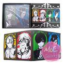 Black Butler Ciel Phantomhive Black Wallet 04