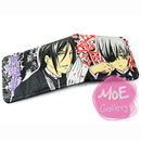 Black Butler Ciel Phantomhive Black Wallet 10