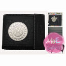 Black Butler Logo Badge Wallet 01