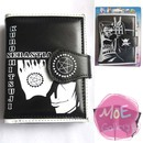 Black Butler Sebastian Michaelis Black Wallet 02