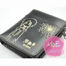 Black Butler Sebastian Michaelis Black Wallet 05