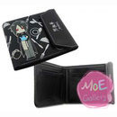 Black Butler Sebastian Michaelis Black Wallet 06