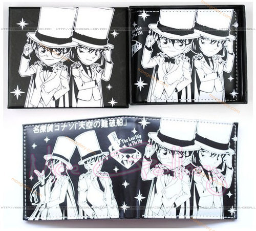 Case Closed Detective Conan Conan Edogawa Wallet 16