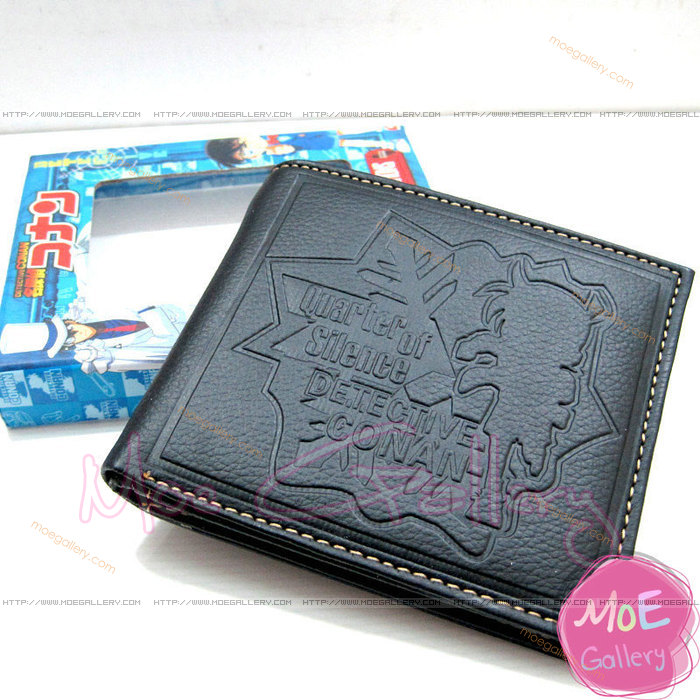 Case Closed Detective Conan Conan Edogawa Wallet 49