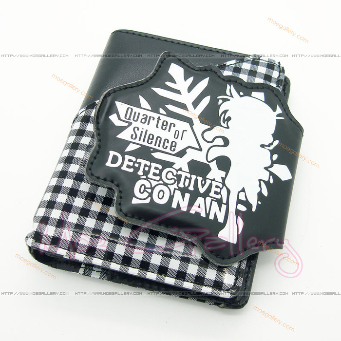 Case Closed Detective Conan Conan Edogawa Wallet 53