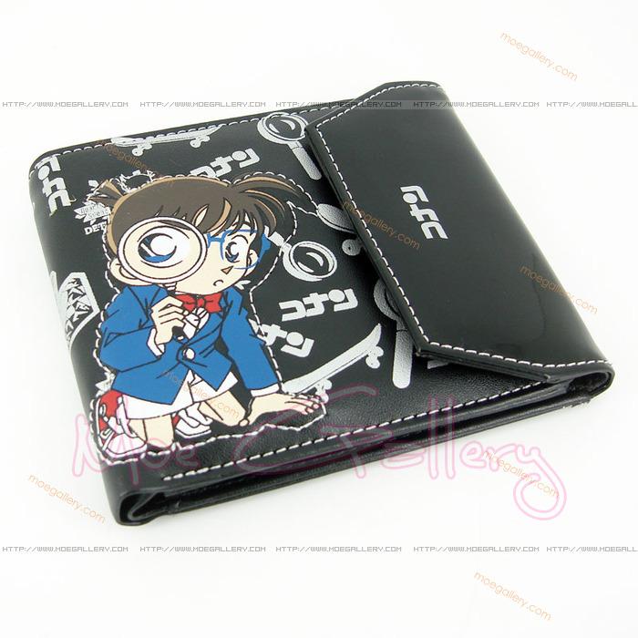 Case Closed Detective Conan Conan Edogawa Wallet 54