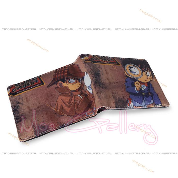Case Closed Detective Conan Conan Edogawa Wallet 55