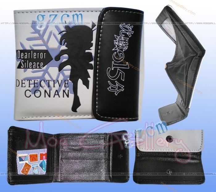 Case Closed Detective Conan Conan Edogawa Wallet 56