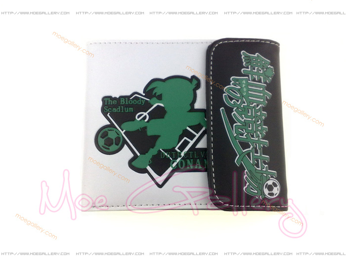 Case Closed Detective Conan Conan Edogawa Wallet 58