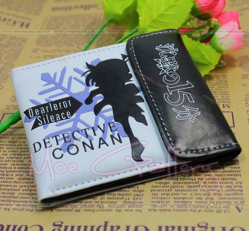 Case Closed Detective Conan Conan Edogawa Wallet 63