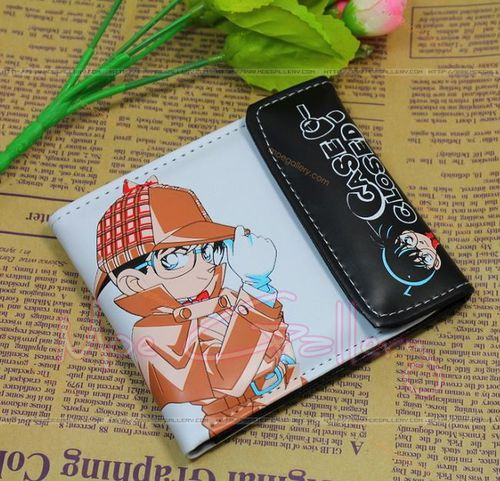 Case Closed Detective Conan Conan Edogawa Wallet 64