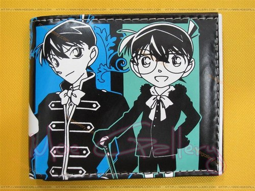 Case Closed Detective Conan Conan Edogawa Wallet 68