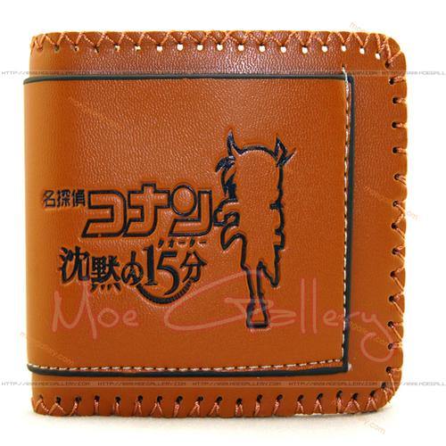Case Closed Detective Conan Conan Edogawa Wallet 70