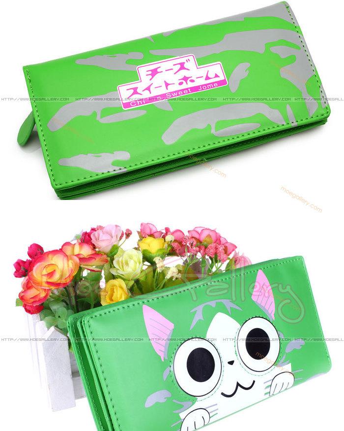 Chi's Sweet Home Chi Yamada Wallet 01