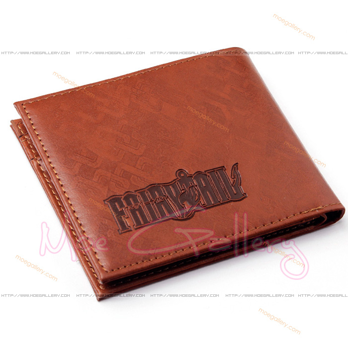 Fairy Tail Logo Wallet 01