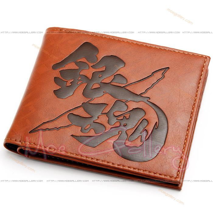 Gintama Logo Wallet 01