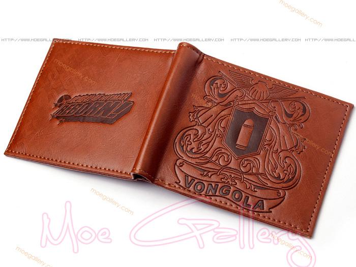 Katekyo Hitman Reborn Logo Wallet 01