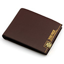 One Piece Heart Pirates Brown Wallet 01