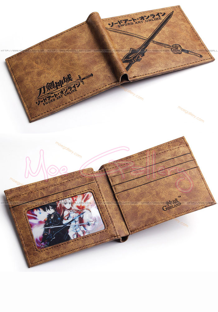 Sword Art Online Asuna Yuuki Wallet 02