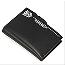 Transformers Autobot Black Long Wallet 01