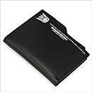 Transformers Decepticon Black Long Wallet 01